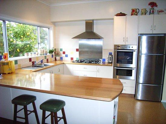 Blackmans Bay, Australia: kitchen Country Cottage