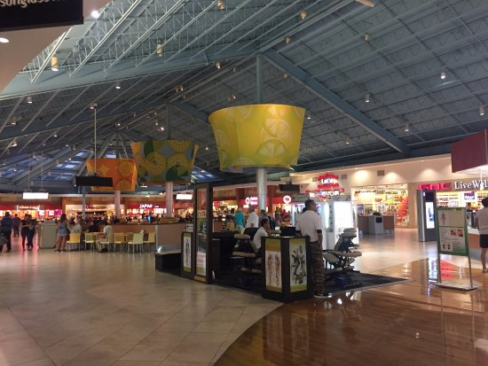 Sawgrass Mills: One of the Food Courts