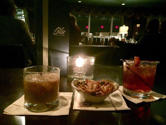 zachód słońca martini randki