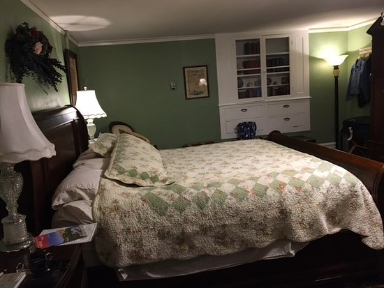‪‪The Raford Inn Bed and Breakfast‬: Abigail Room‬