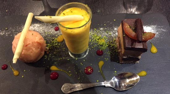 Goodfellows: Mouthwatering trio of orange puddings