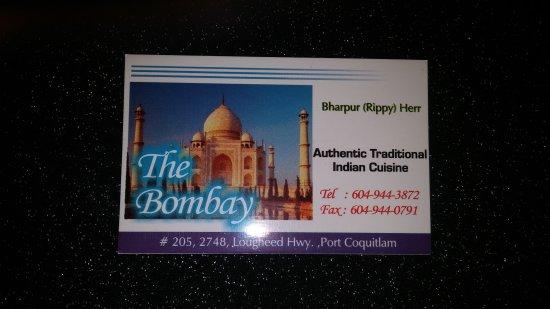 Port Coquitlam, Canada: Best Indian restaurant