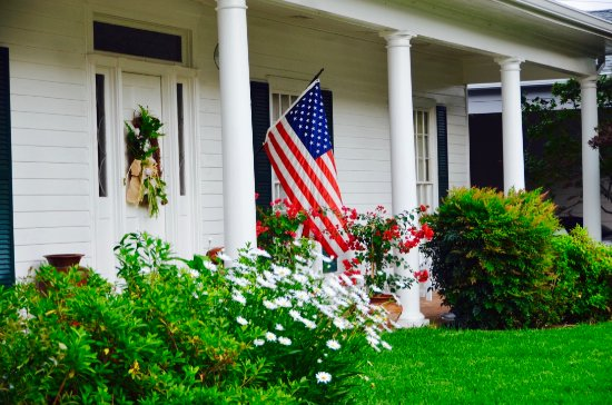Natchitoches, LA: Welcome to the Jefferson House Bed and Breakfast