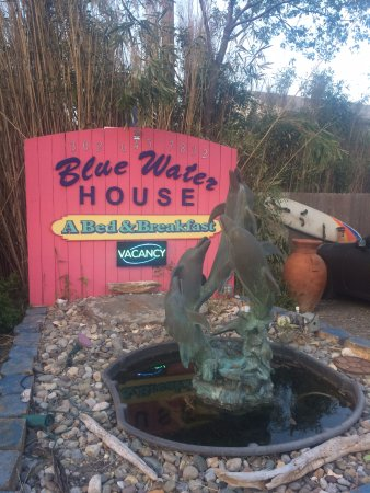 The Blue Water House-billede