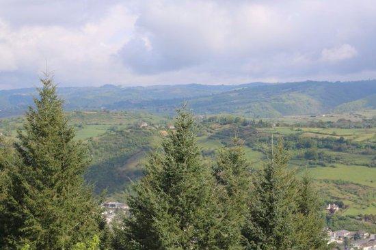 Espalion, Francia: La vue est magnifique