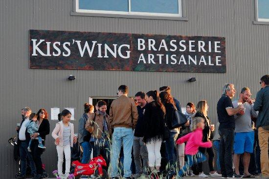 Montblanc, France: Entrée principale