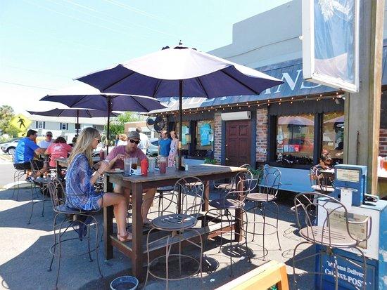 Outdoor Seating Picture Of Sullivans Restaurant Sullivans