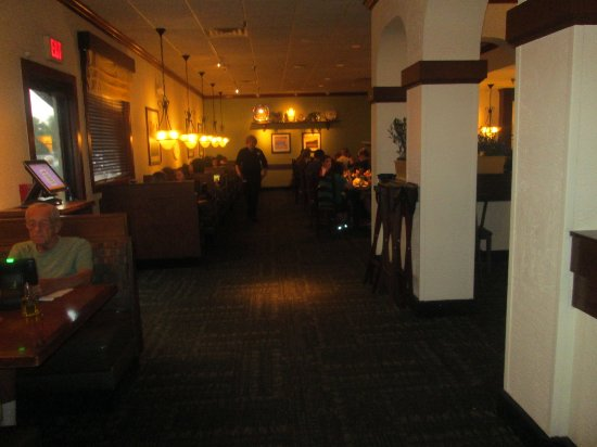 one of the dining rooms picture of olive garden pinellas park tripadvisor