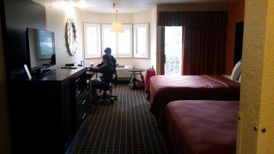 聖克魯茲戴斯套房飯店張圖片