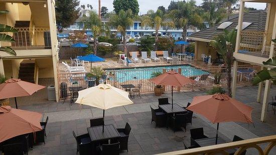 Hotel Solares Santa Cruz Ca Picture Of Hotel Solares