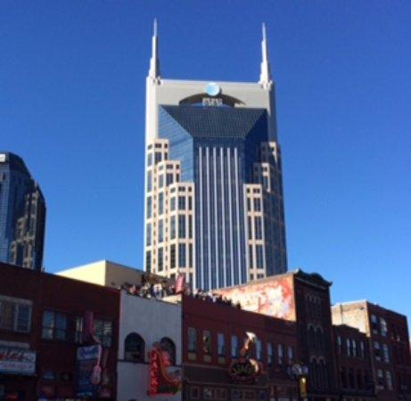 Batman Building ( AT&T buildin...