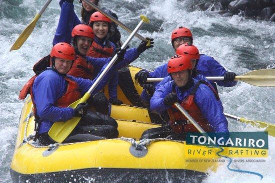 Turangi, Yeni Zelanda: River Pose