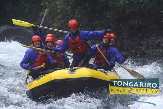 Turangi, Yeni Zelanda: River Pose 2