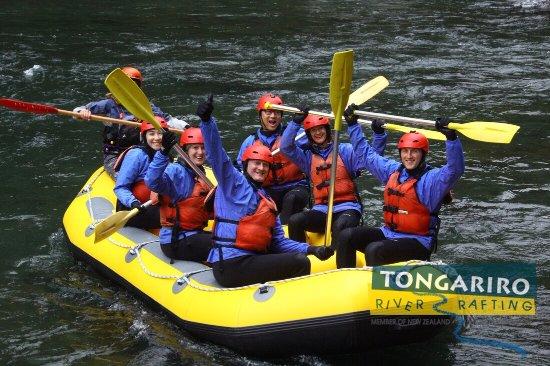 Turangi, Yeni Zelanda: Starting Out