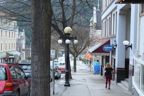 Nelson, Canada: Baker Street