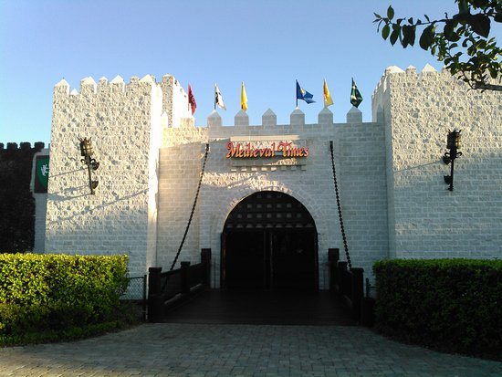 Complete list and interactive map of Medieval Times across Florida including address, hours, phone numbers, and website.