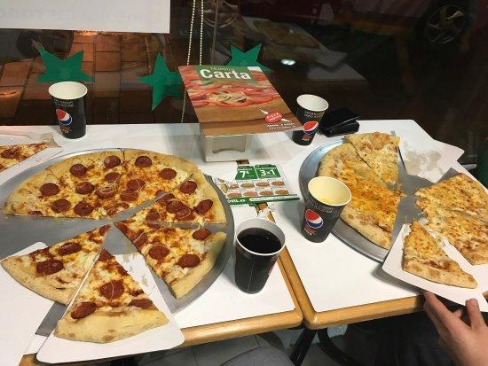 Pizza Movil Ferrol Rua Santa Comba 15 Restaurant Reviews