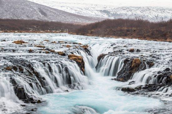 Season Tours : Brúarfoss - Copyright SDavidson (all rights reserved)