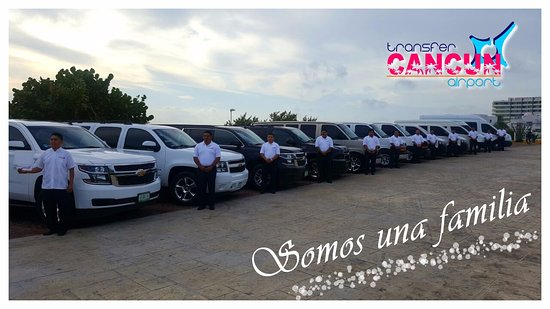 Transfer Cancun Airport