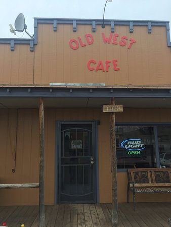 Old West Cafe, the real deal