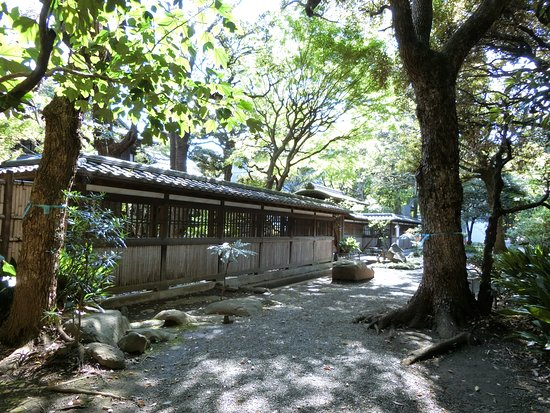 Former Maeda Residence Hontei Wakan