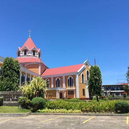 Palo, Leyte Cathedral