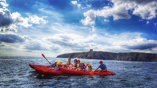 Fethard On Sea, İrlanda: Hook Head Adventures