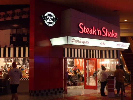 Steak 'n Shake locations in Nevada outside larger counties (Las Vegas) No street view available for this location. 1.