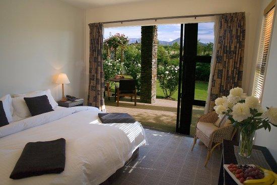 Lime Tree Lodge: Luxury Guestroom