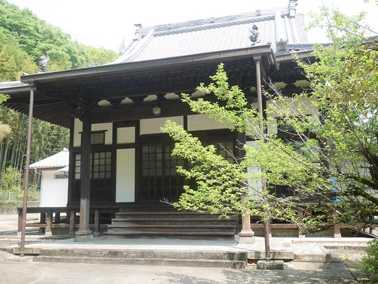 Mt. Nichirin Suido Ampukuji Temple