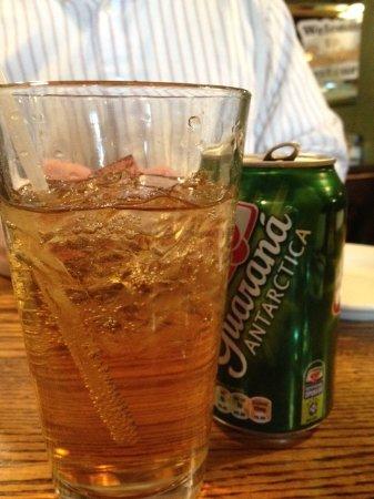 Леоминстер, Массачусетс: Brazilian soda