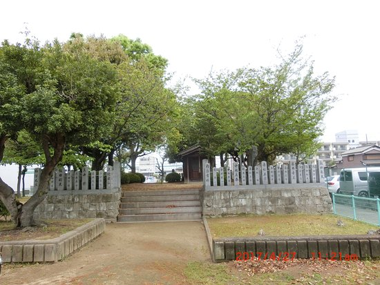 Chuji Temma Shrine