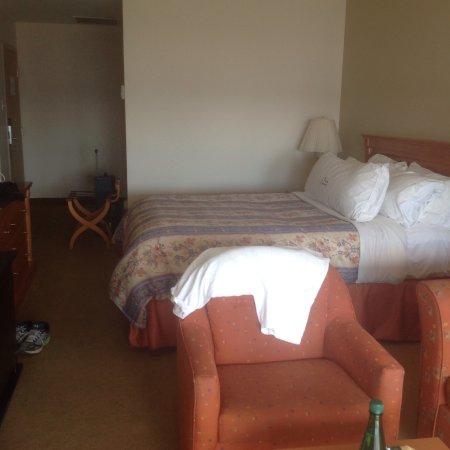 Hotel & Spa Etoile-sur-le-Lac: Comfort plus, queen bed
