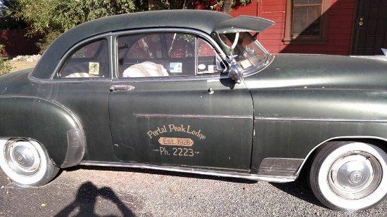 Portal, AZ: my car lol