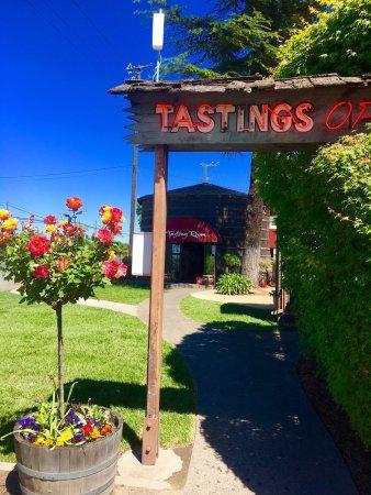 Oak Ridge Winery - Picture of Oak Ridge Winery, Lodi