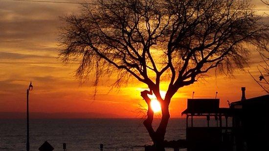 Balm Beach Resort: Sunset