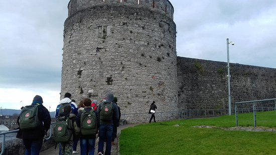 Limerick City Walking Tours
