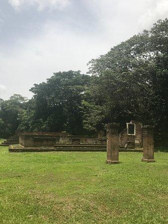 Jodensavanne: Old synagogue ruins