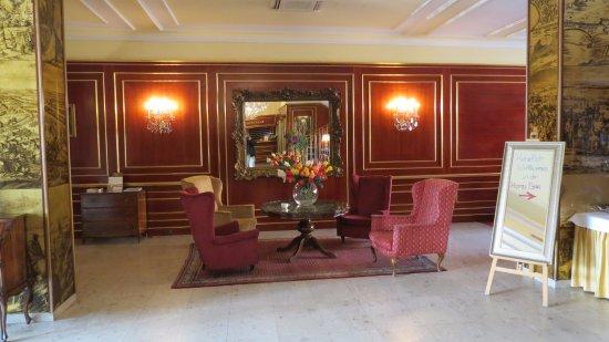 Hotel Prinz Eugen Vienna Reviews