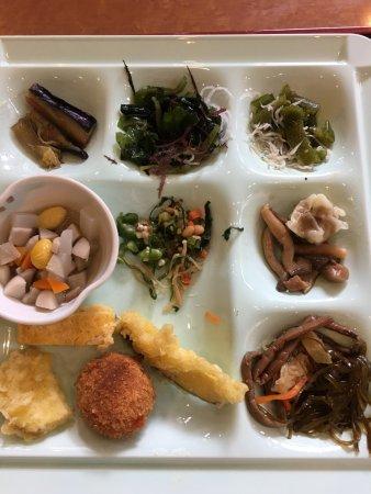 Hotel Futaba: Breakfast