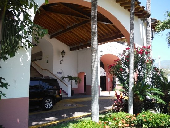 Villas Vallarta by Canto del Sol : FRONT ENTRANCE