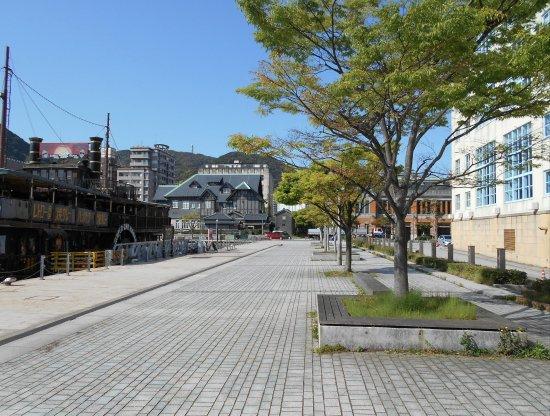 Moji Port Station Tourist Information Center