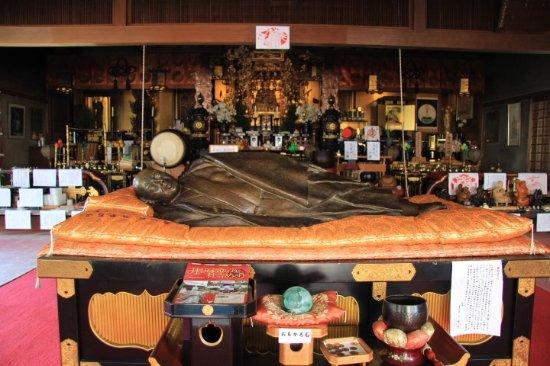 Daishiji Temple: 寝弘法さん
