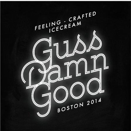 timeless design 9db62 f7e2c Guss Damn Good Logo - Picture of Guss Damn Good, Bangkok ...