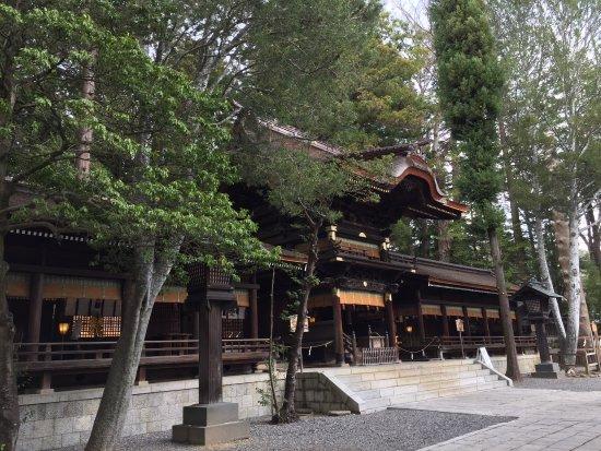 Suwa Shrine: photo1.jpg