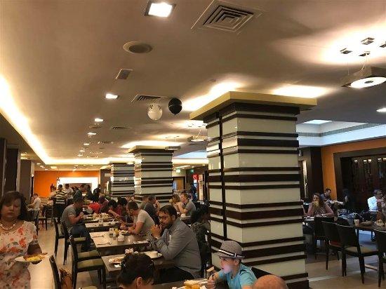 Citymax Hotels Bur Dubai: Breakfast restaurant