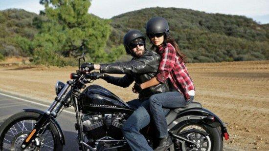 In-Full-Flight Motorbike Adventures