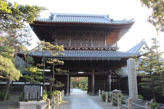 Myosho-ji Temple