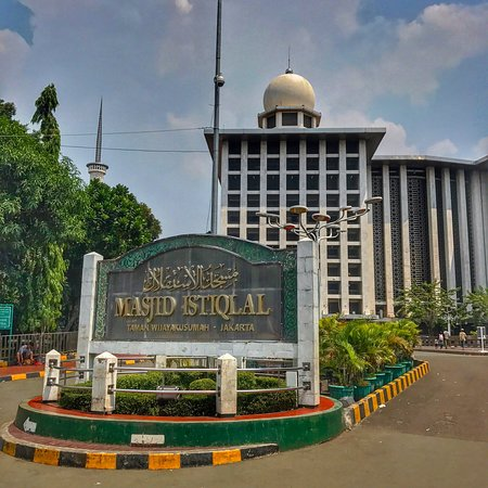 Mezquita de Istiqlal