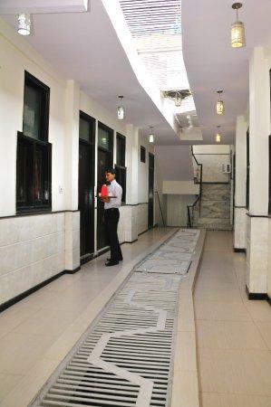 Hotel Star Palace: lobbey